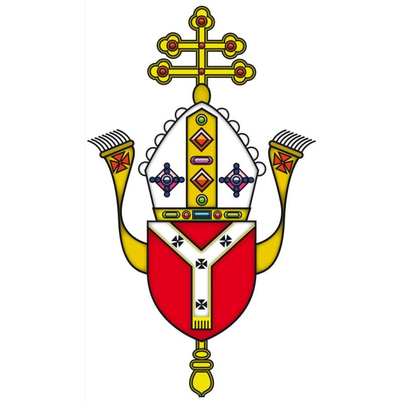 The Westminster Diocese coat of arms